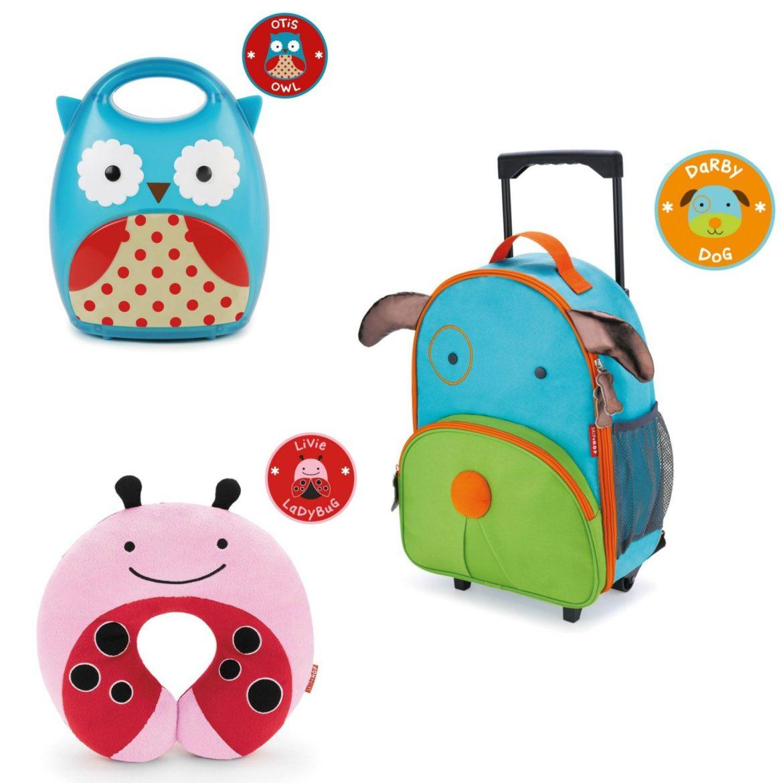 Skip Hop Zoo kids travel accessories luggage