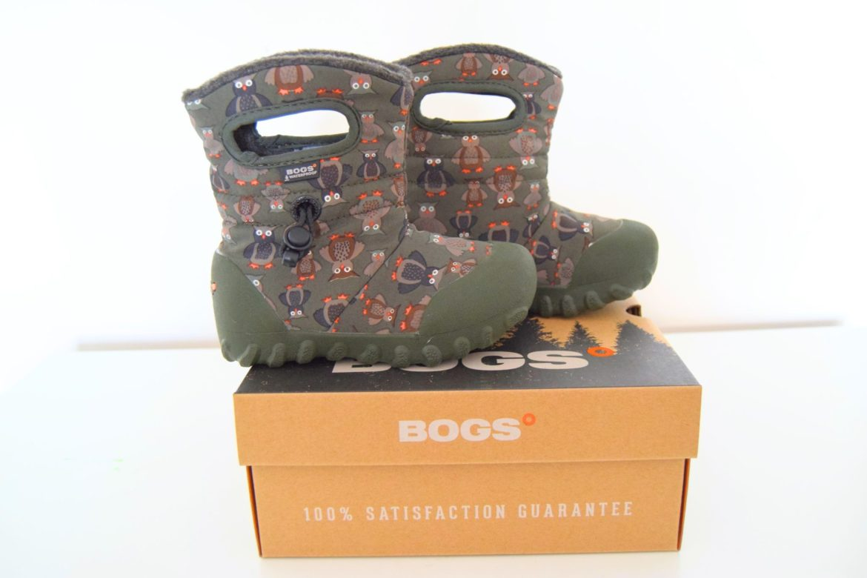 Bogs children's wellies