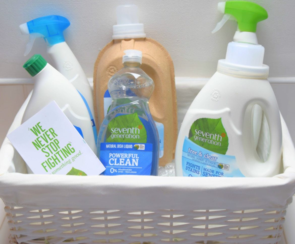 Seventh Generation Eco Friendly Cleaning Products