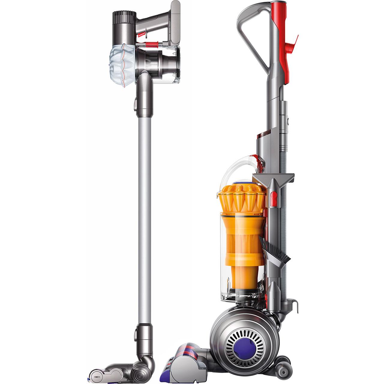 origin dyson multi floor articulating canister brush cleaner bare big vacuum from ball buy