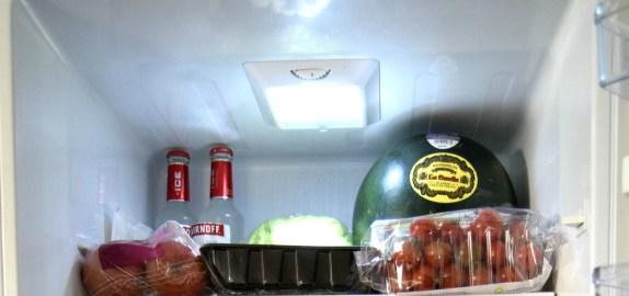 Fridgemaster MC5526470/30 Fridge Freezer interior light