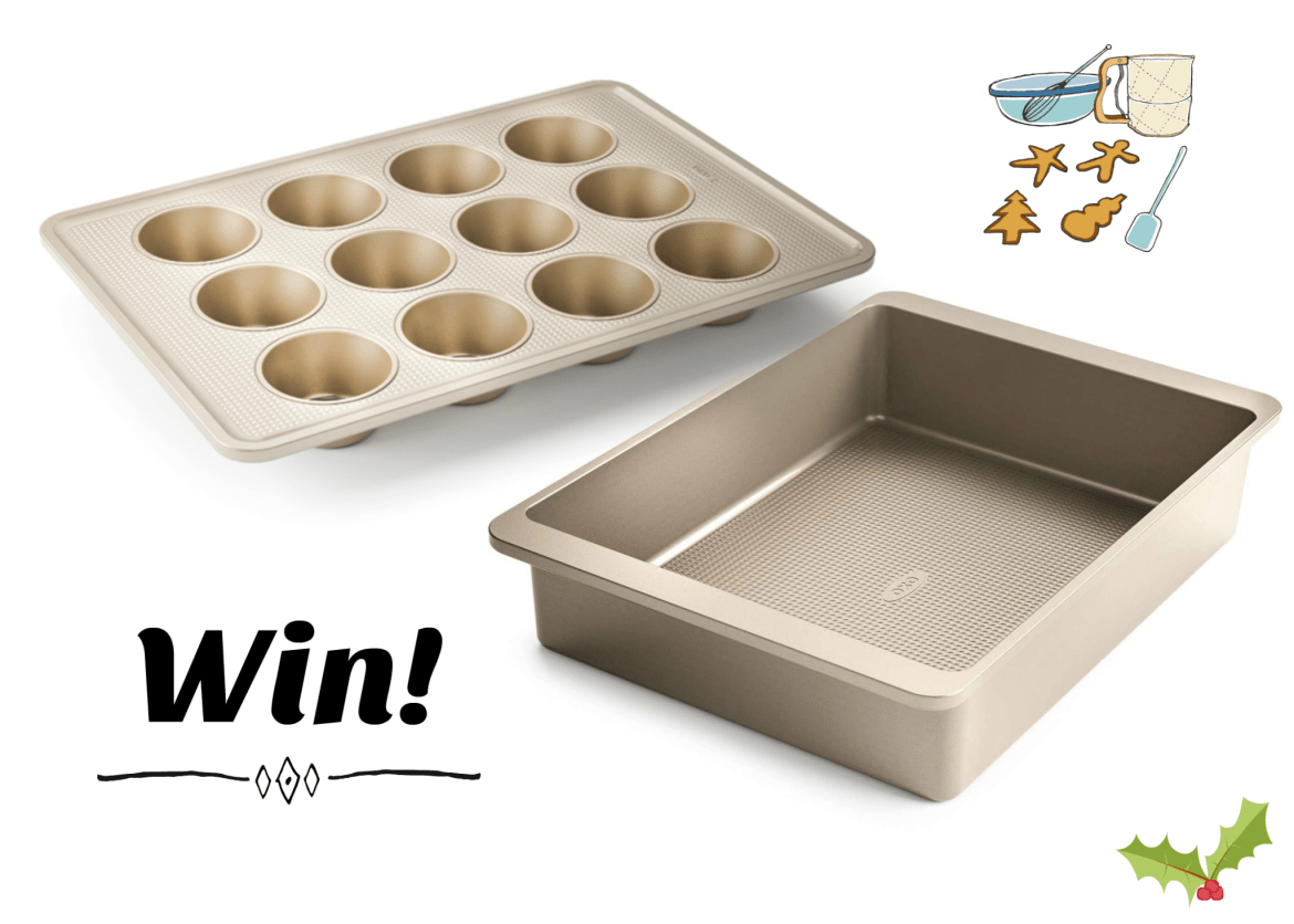 Christmas giveaways bakeware set worth £53