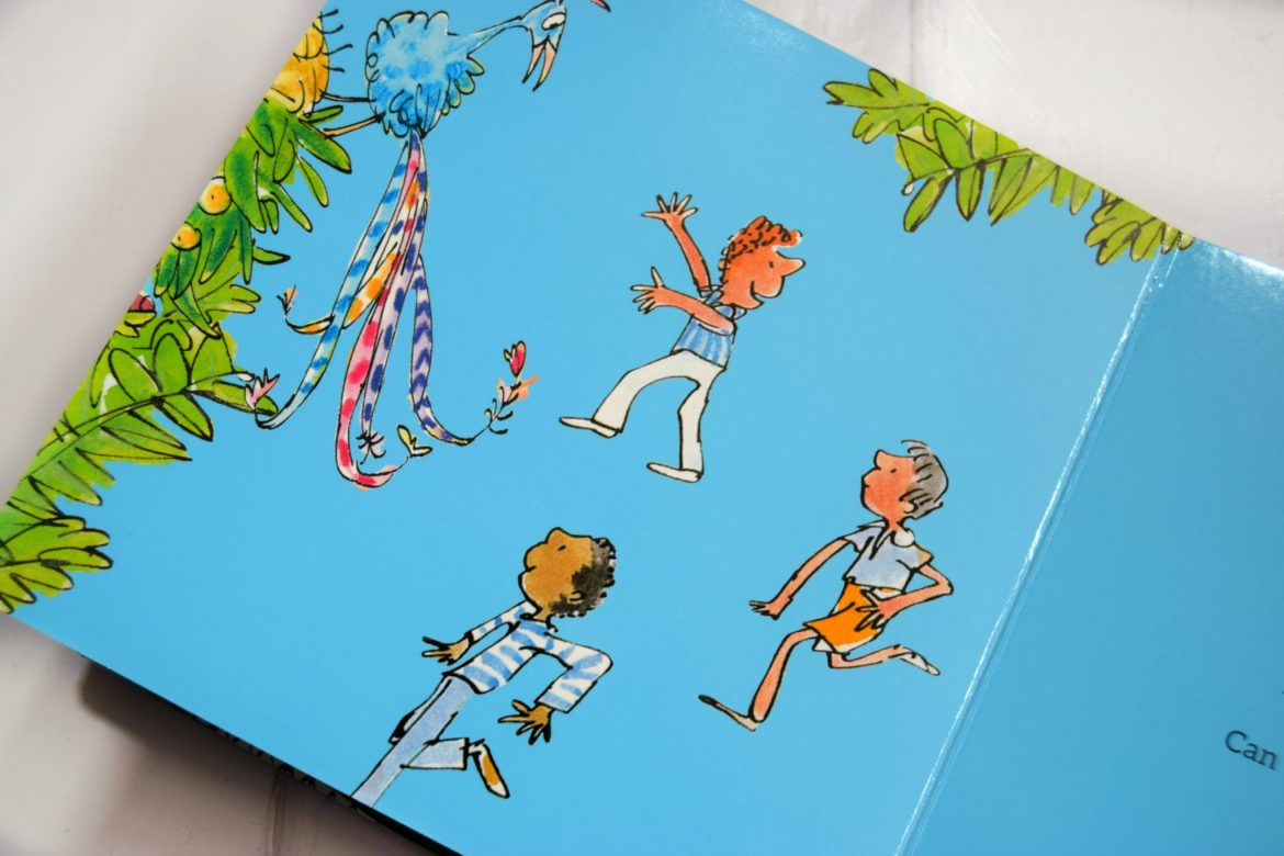 Roald Dahl's 123 toddler book. Picture books for toddlers.