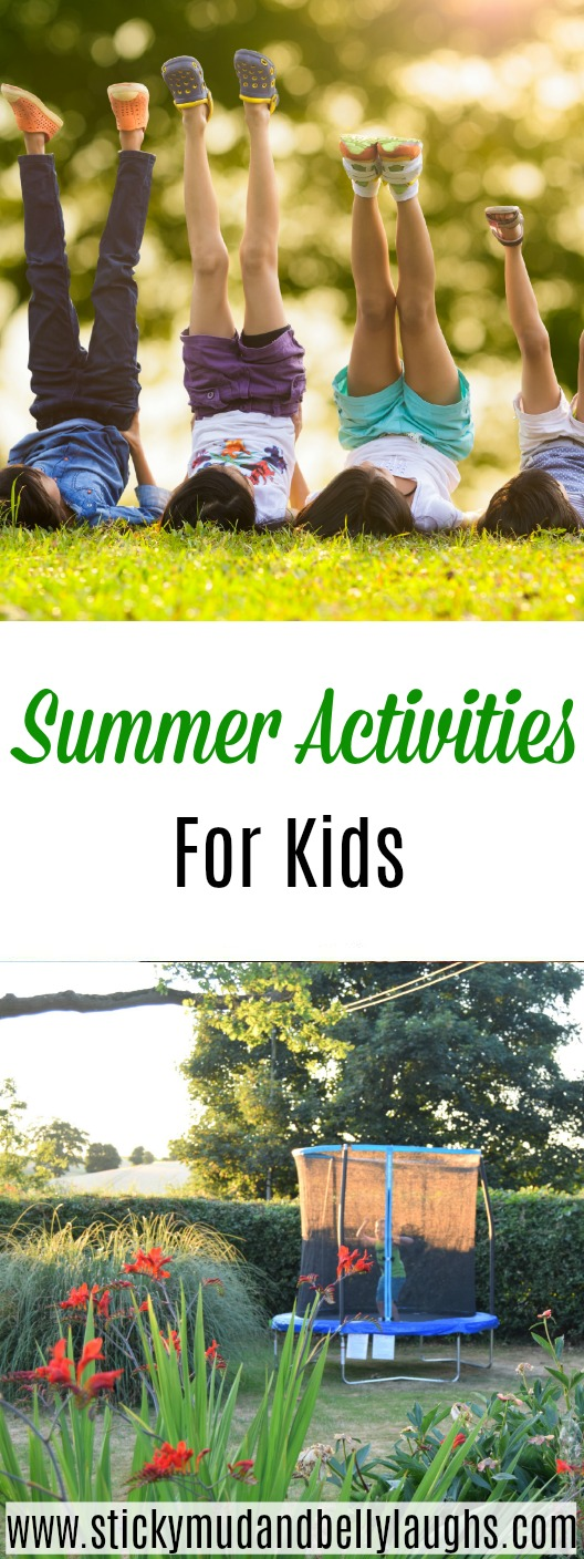 Keep the kids entertained with these fun summer activities for kids. #Kidsactivities #kidstoys #productreview