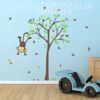 Nursery Wall Art Stickers South Africa - n Wall Decal