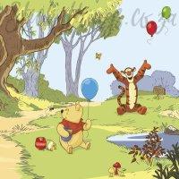 Winnie the Pooh Mural - Disney Kids Pooh & Friends ...