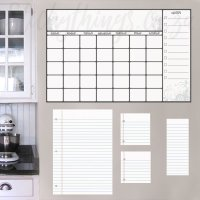 Dry Erase Decal Set