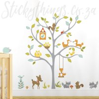 fox-wall-decal  StickyThings Wall Stickers South Africa%