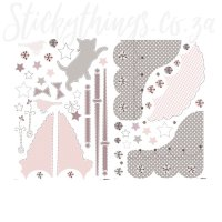 headboard-wall-sticker  StickyThings Wall Stickers South ...