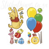 Winnie the Pooh Decal
