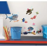 Finding Nemo Wall Stickers - Disney Finding Nemo Decals ...