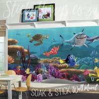 Finding Nemo Wall Art Archives  StickyThings Wall