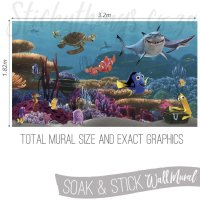 finding-nemo-wall-art-mural  StickyThings Wall Stickers ...