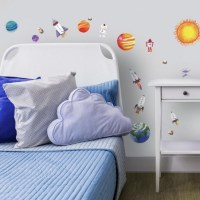 Space, Planets and Solar System Wall Decals - Outer Space ...