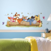 Winnie the Pooh Wall Stickers - Winnie The Pooh Outdoor ...