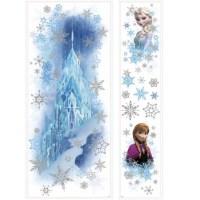 Disney Ice Palace Frozen Glitter Wall Decal - Disney ...