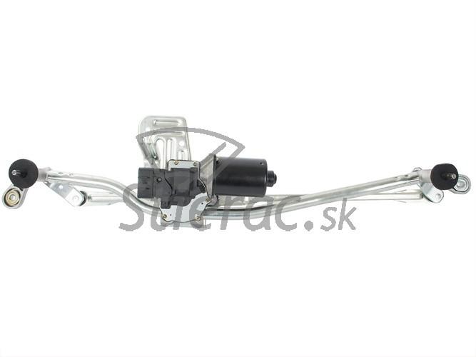 Mechanizmus predných stieračov Citroen Jumper + motorček