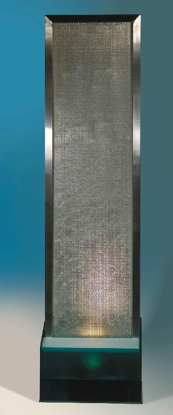 Wasserwand Edelstahl Wasserwnde Design Wasserfall Wand