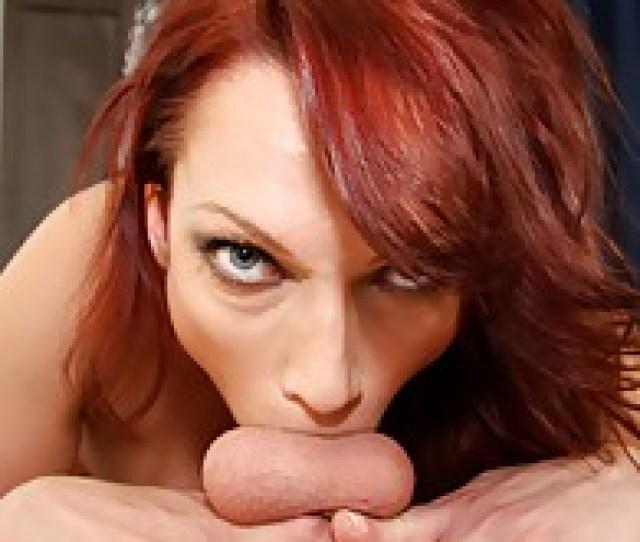 Dirty Talking Milf Nikki Hunter Eagerly Sucks Cock