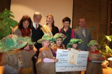 Die Siegergruppe 2012
