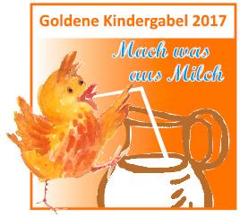 Goldene Kindergabel 2017 – hier ist unser Starterset