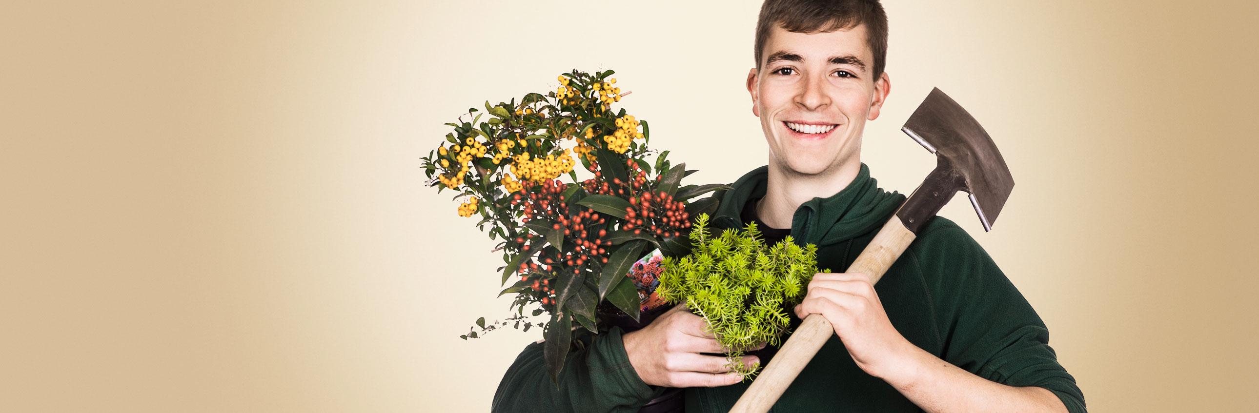 Gärtner In Garten Und Landschaftsbau