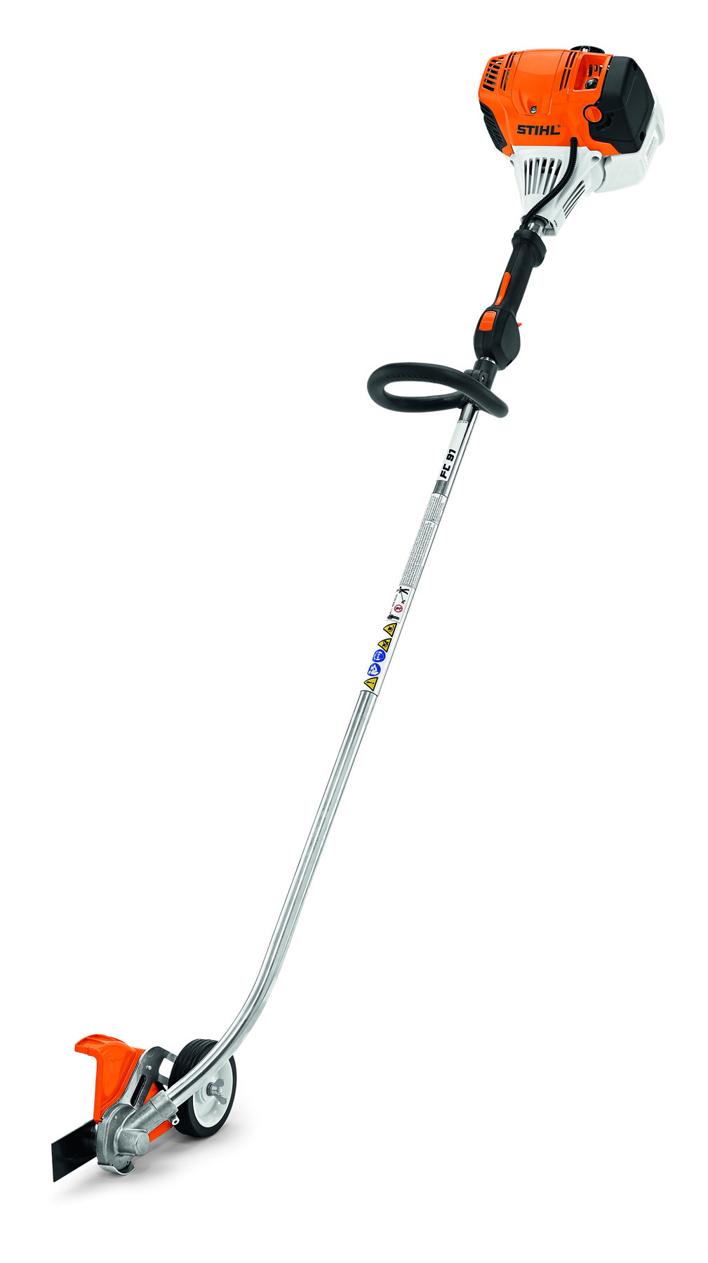 Expanded Line of STIHL Edgers Delivers Power and