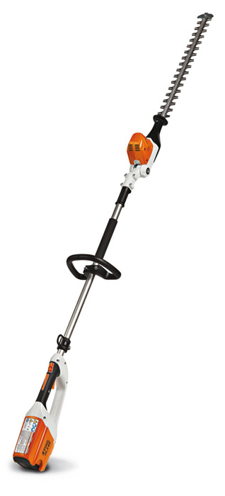STIHL Unveils Extended Reach Hedge Trimmer Addition to