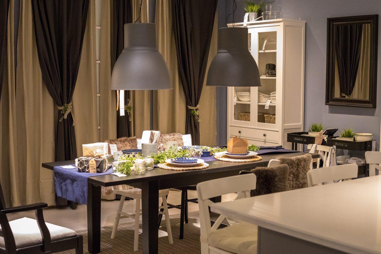 Sfeer creren met eetkamer lampen  stijlenpuurnl