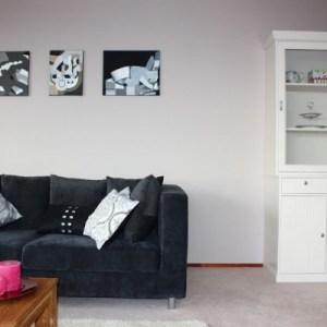 Verkoopstylingadvies Woonkamer STIJLIDEE Interieuradvies en Styling voor appartement in Monnickendam