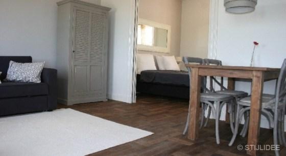 Slaapkamer Bed and Breakfast Villa Oldenhoff na STIJLIDEE Interieuradvies en Styling