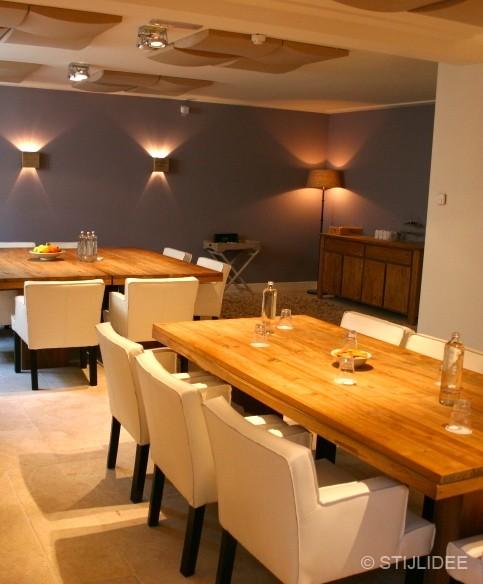 Vergaderkamer Bed and Breakfast Villa Oldenhoff na STIJLIDEE Interieuradvies en Styling