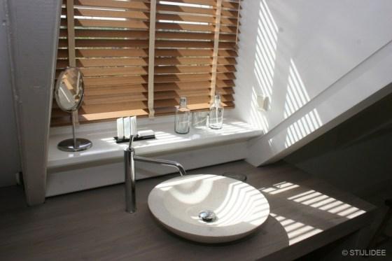 Badkamer Bed and Breakfast Villa Oldenhoff na STIJLIDEE Interieuradvies en Styling