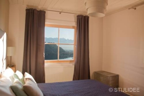 Slaapkamer Hotel in Oostenrijk na STIJLIDEE Interieuradvies en Styling