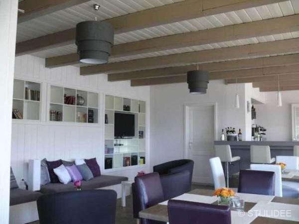 Binnenkijken in  familie hotel in modern landelijke stijl