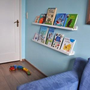 Schuine Wand Decoratie.Interieur Ideeen Voor Een Schuin Dak Op Zolder