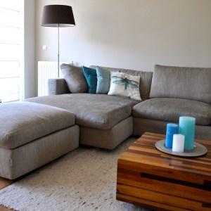 Binnenkijken in … een woonkamer in modern landelijke stijl in Houten na STIJLIDEE Interieuradvies en Styling