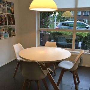 Binnenkijken in … een woonkamer in moderne design stijl in Vleuten na STIJLIDEE Interieuradvies en Styling