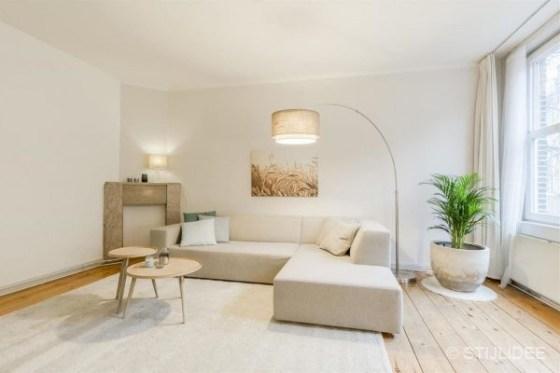 Binnenkijken ... in een licht en ruimtelijk jaren 20 appartement in Amsterdam Zuid na STIJLIDEE Interieuradvies, Kleuradvies, Styling