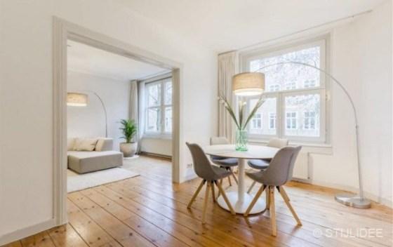 Binnenkijken ... in een licht en ruimtelijk jaren 20 appartement in ...