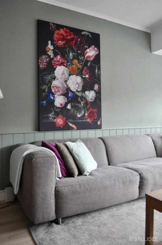 Diverse Wanddecoraties Aluminium.Stijlidee Stylingtip Hoe Je Stap Voor Stap De Juiste Wanddecoratie