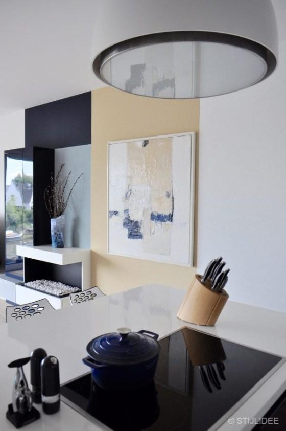 Binnenkijken in ... een loft appartement in modern kleurrijke stijl in Maarssen na STIJLIDEE Interieuradvies en Styling
