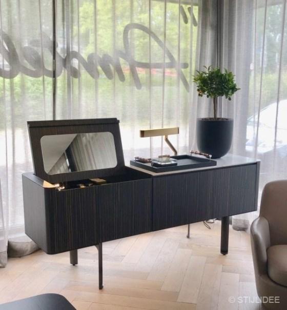 Opening van de nieuwe Minotti studio door Alessandro Minotti en Christophe Delcourt bij Co van der Horst in Amstelveen | Fotografie: STIJLIDEE Interieuradvies en Styling