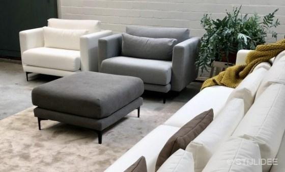 Inspiratie bij ... de nieuwe zitbanken showroom van 4x6 Sofa in Naarden   Fotografie: STIJLIDEE Interieuradvies en Styling