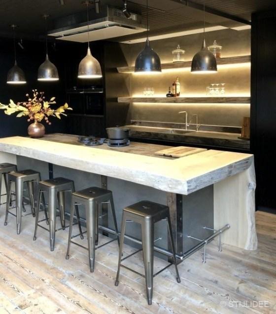 Stoere en tijdloze keukens in natuurlijke materialen bij ... The Living Kitchen | Fotografie: STIJLIDEE Interieuradvies en Styling