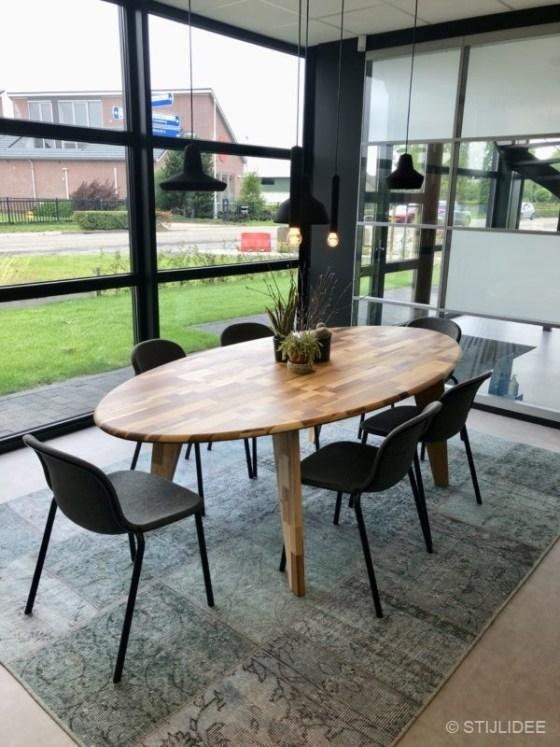 VOOR en NA | Binnenkijken in ... een kantoor in moderne design stijl in Beesd na STIJLIDEE Interieuradvies en Styling