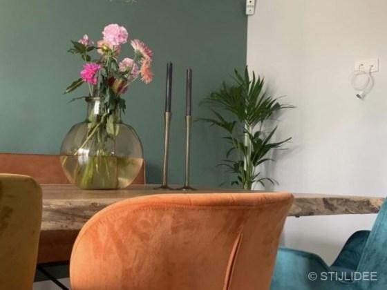 VOOR EN NA | Binnenkijken na een interieur metamorfose in modern landelijke stijl in Boskoop na STIJLIDEE Interieuradvies en Styling