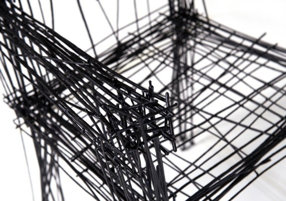 Stijlmagazine-Jinil Park-Drawing-series-armchair-detail-cut.1