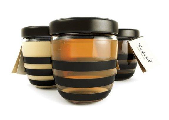 Stijlmagzine- verpakking designs- babees-honey