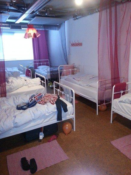 Ecomama Dorm pink photo: Stijlmagazine